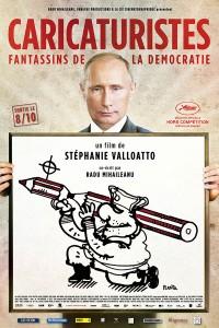 Caricaturistes: Fantassins de la démocratie